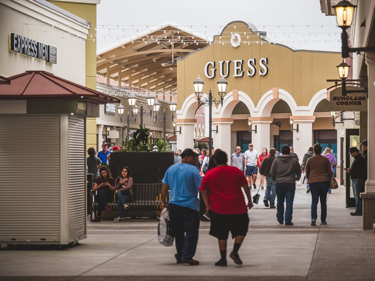 The Outlets at Corpus Christi Bay announced the trio's addition to the now-six store lineup Thursday. They will join Express, Guess and Skechers at the mall. The rest of the stores — expected to number about 75 — will be announced in the months leading up to a Nov. 3 grand opening, developers have said.