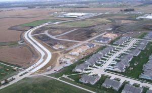 Pinnacle Prairie Prairie Parkway Completed
